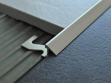 Bodenschiene aus eloxiertem Aluminium ZEROTEC ZRN 60