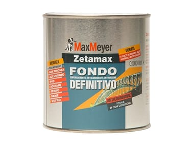 Base coat and impregnating compound for paint and varnish ZETAMAX