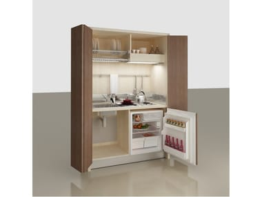Wooden Mini kitchen ZEUS K122