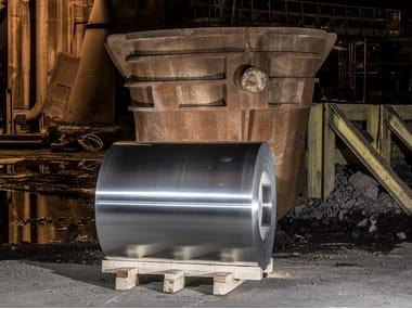 Metal laminate in roll and strip zintek®