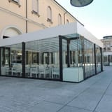 Gazebos and screens for dehors