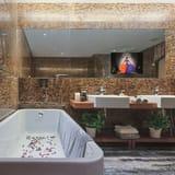 Audio-Video Systeme für Badezimmer