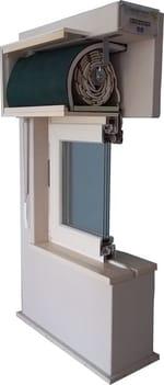 Sistema di riqualificazione del foro finestra