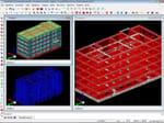 programma fem di calcolo strutturale per elementi in cemento armato con interfaccia ..