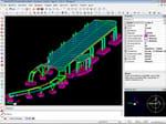 software fem di calcolo strutturale per elementi in acciaio e cemento armato