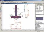programma per la progettazione di muri di sostegno armati o a gravità anche su pali, ..