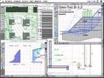 pacchetto di software per la geotecnica