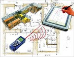 software per rilievo architettonico mobile in loco, su pc portatili, tablet pc, ..