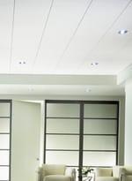 Mineral fibre ceiling panels