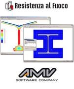 software per l'analisi termica e la verifica della capacità portante delle sezioni ..