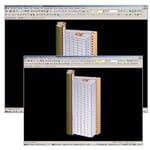 software di analisi strutturale a 400 nodi effettivi, per usuali strutture di ingegneria ..
