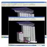 software di analisi strutturale per strutture di ingegneria civile