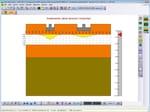 software per il calcolo del carico limite e dei cedimenti di fondazioni