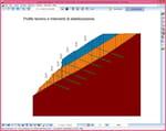 software per il calcolo della stabilità dei pendii in rocce