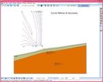software per il calcolo della stabilità dei pendii in terreni sciolti