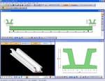 software per l'analisi di travi in c.a.p. a cavi aderenti