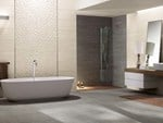 Porcelain stoneware wall/floor tiles with stone effect