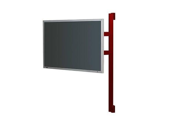 Wissmann Raumobjekte Porta Tv Girevole.Solution Art121 监视器支持by Wissmann Raumobjekte