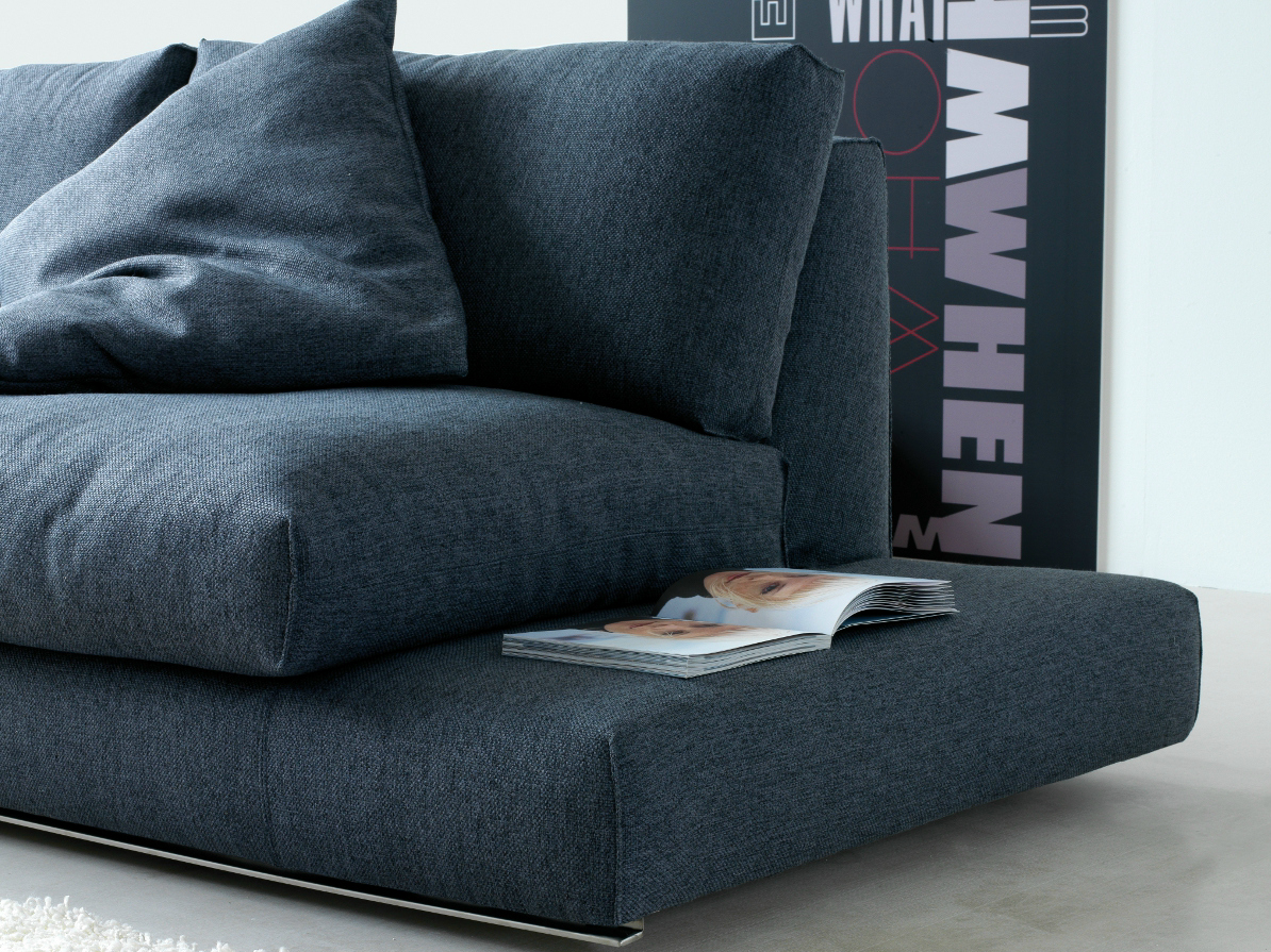 canap cuir fly fabulous fly olsson u gerthel with canap. Black Bedroom Furniture Sets. Home Design Ideas