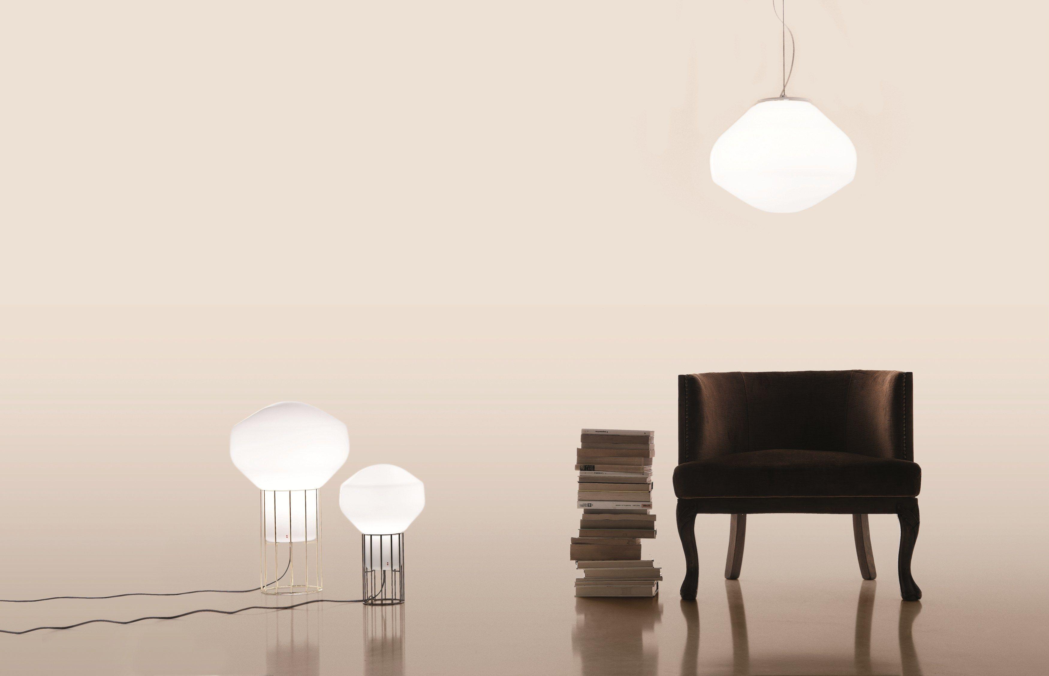 Blown glass table lamps - Blown Glass Table Lamps 46