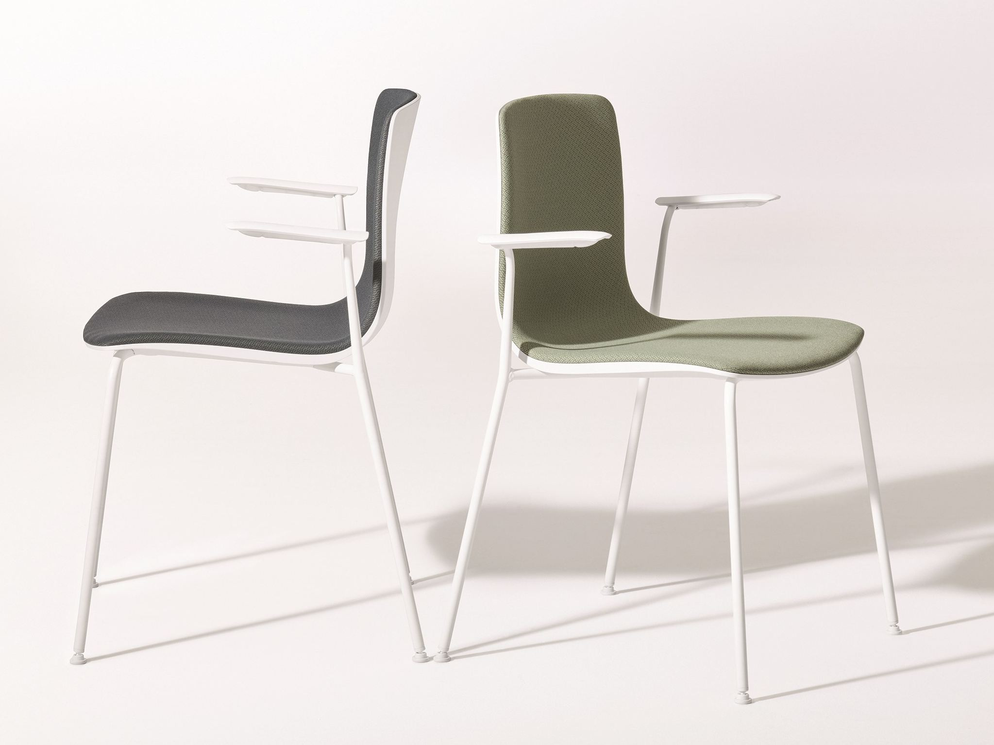 Tables and Chairs by arper