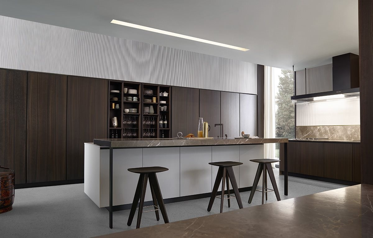 Awesome Cucina Alea Varenna Contemporary - bery.us - bery.us