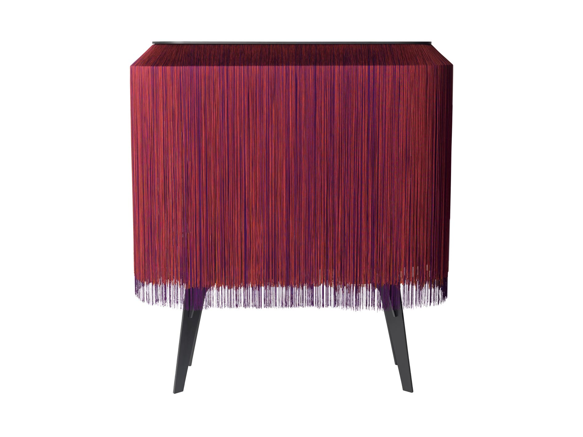 Stratifié Compact Sur Mesure alpaga | bar cabinet alpaga collectionibride design