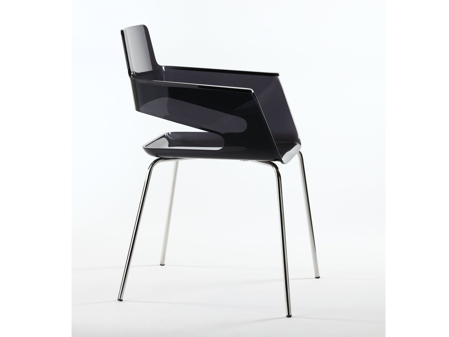 polycarbonate furniture. b32 4l polycarbonate chair by arrmet design robby u0026 francesca cantarutti furniture a