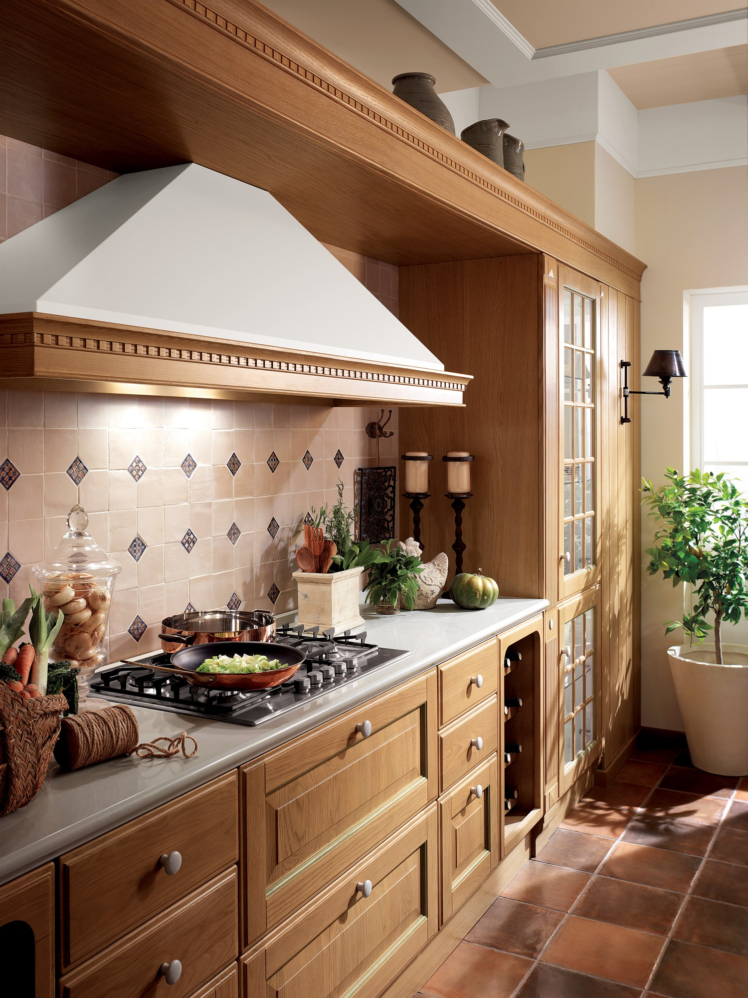 Stunning Cucina Baltimora Scavolini Contemporary - Home Ideas ...
