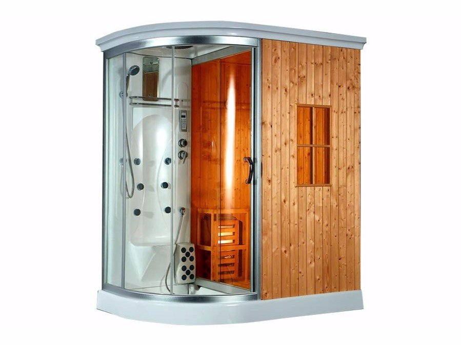 Sauna Per Casa Prezzi. Interesting Sauna E Bagno Turco Bellissimo ...