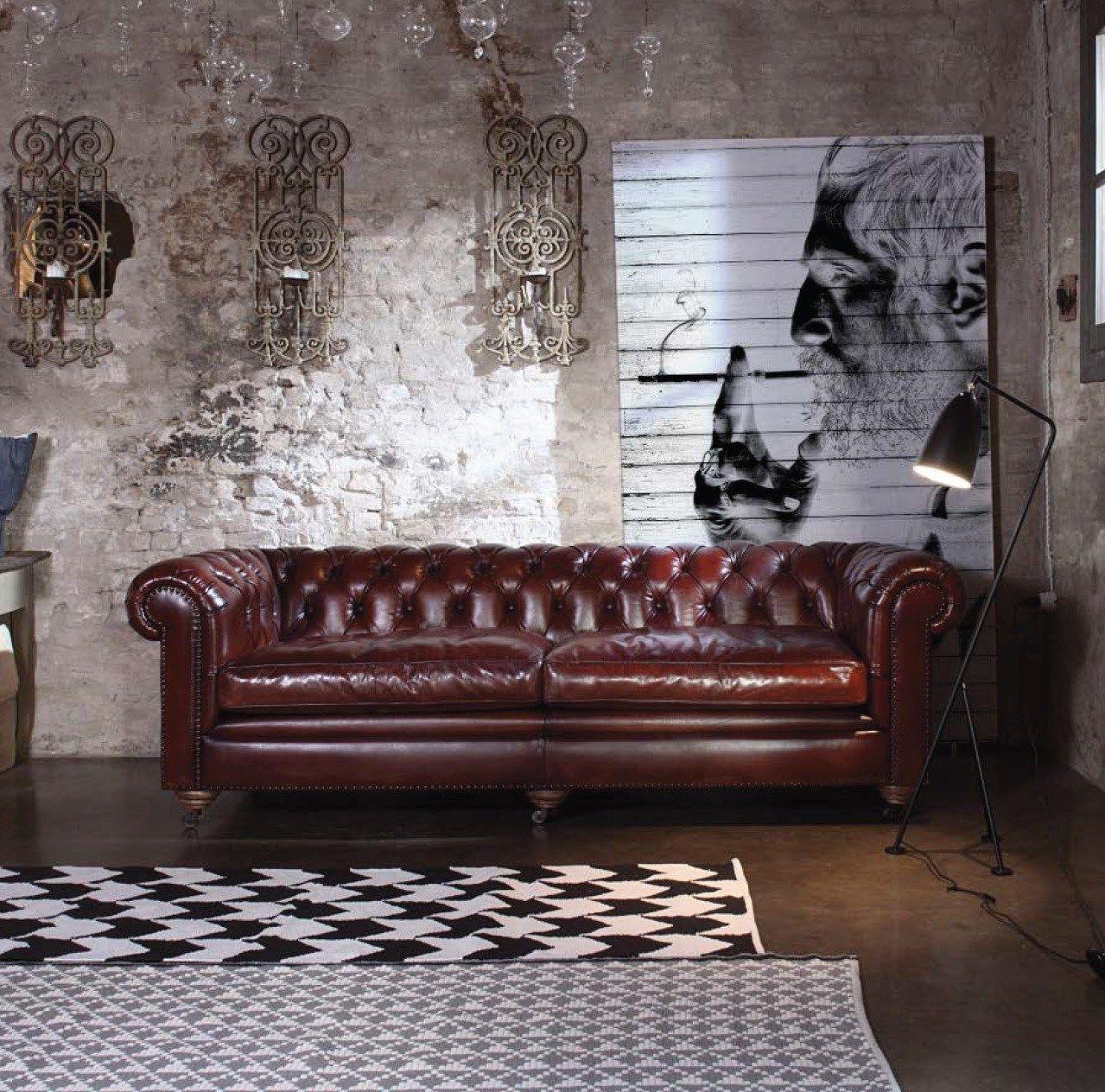 British Sofas Modern Handmade Harlow Deep Oned