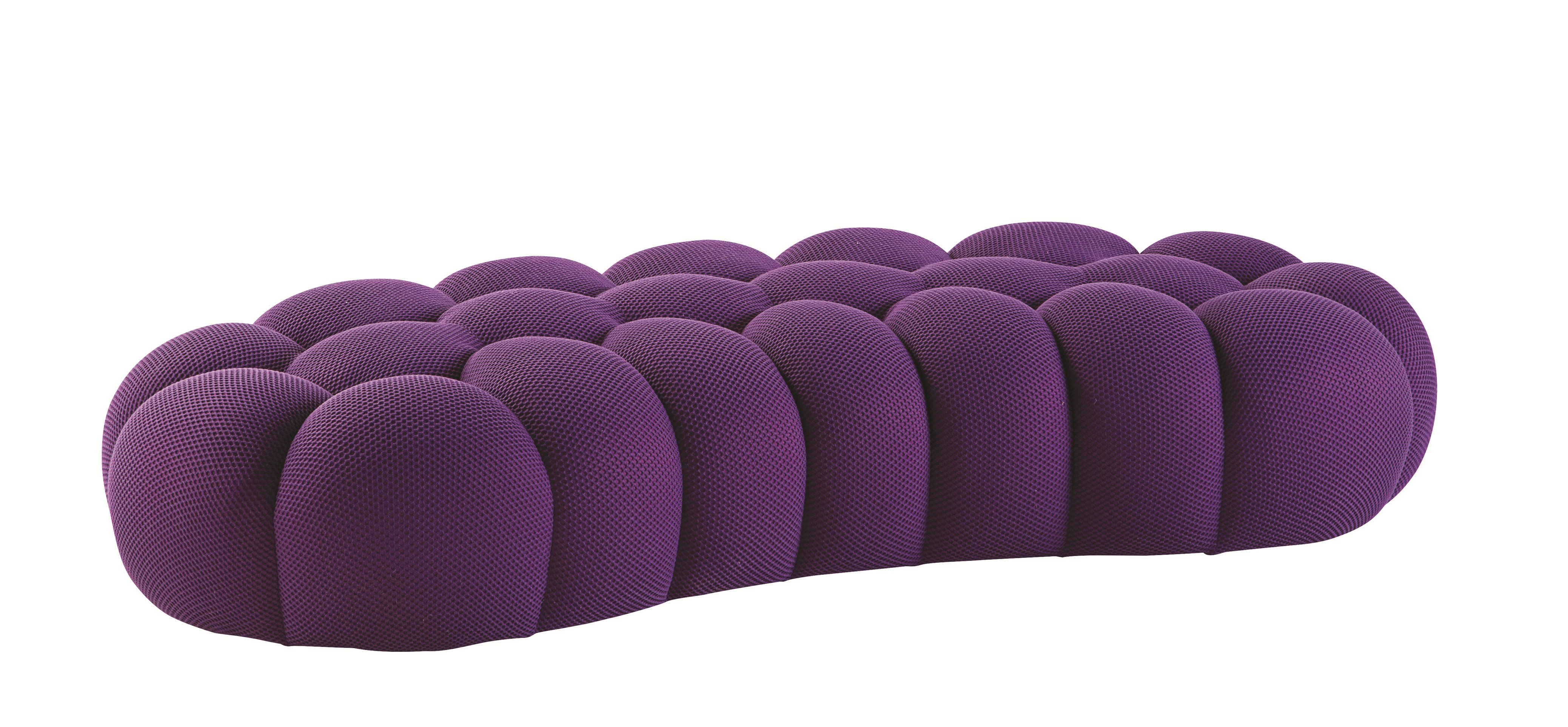 bubble pouf by roche bobois design sacha lakic. Black Bedroom Furniture Sets. Home Design Ideas
