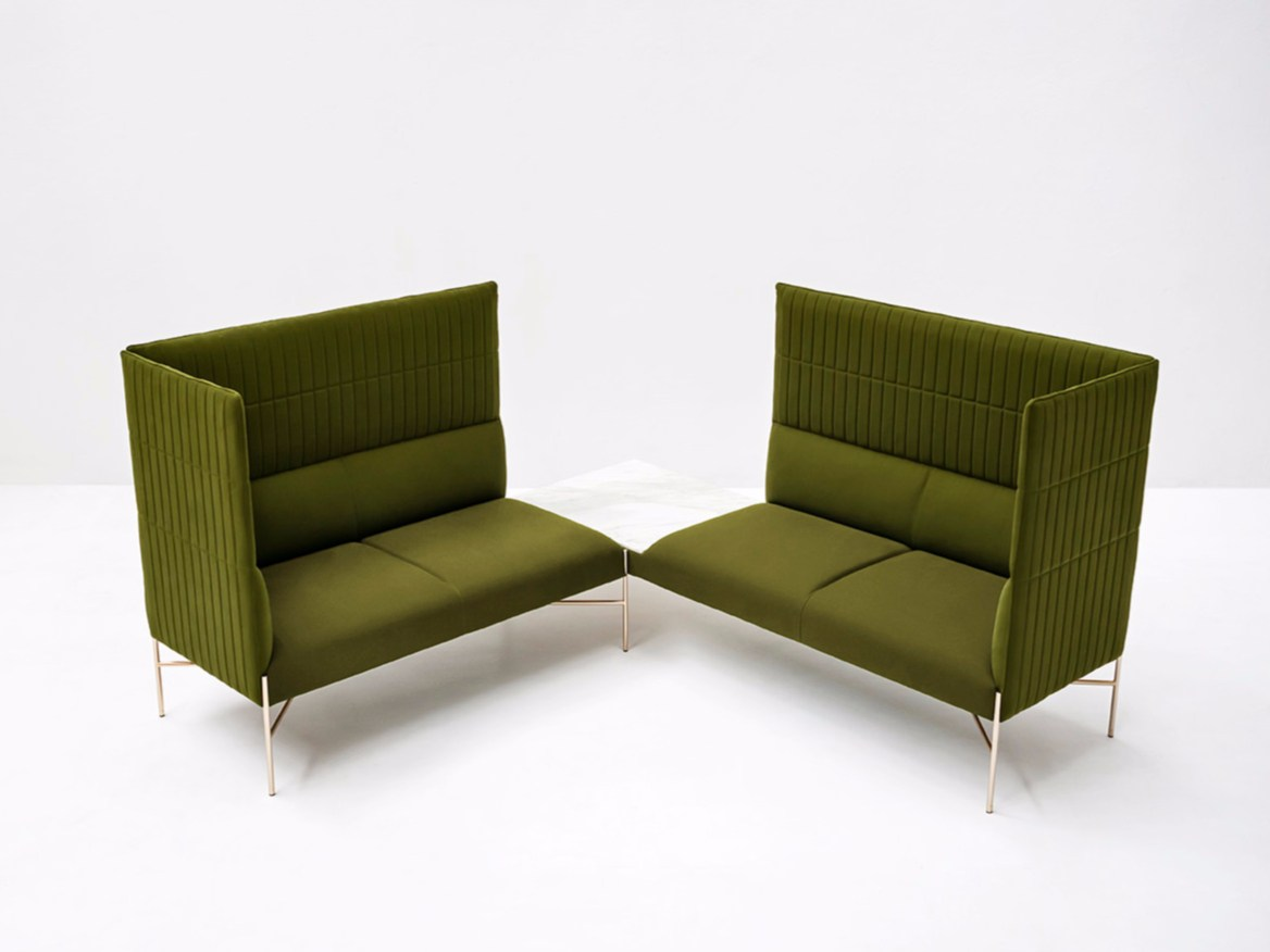 Chill out high sectional sofa by tacchini design gordon - Chill out sofas ...
