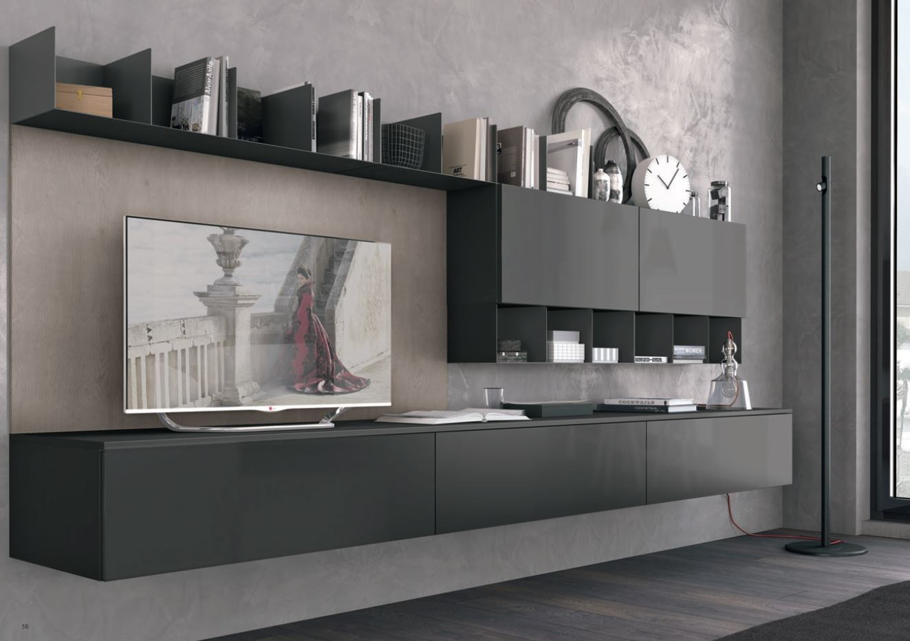 Awesome Cucine Grigio Rovere Gallery - Home Ideas - tyger.us