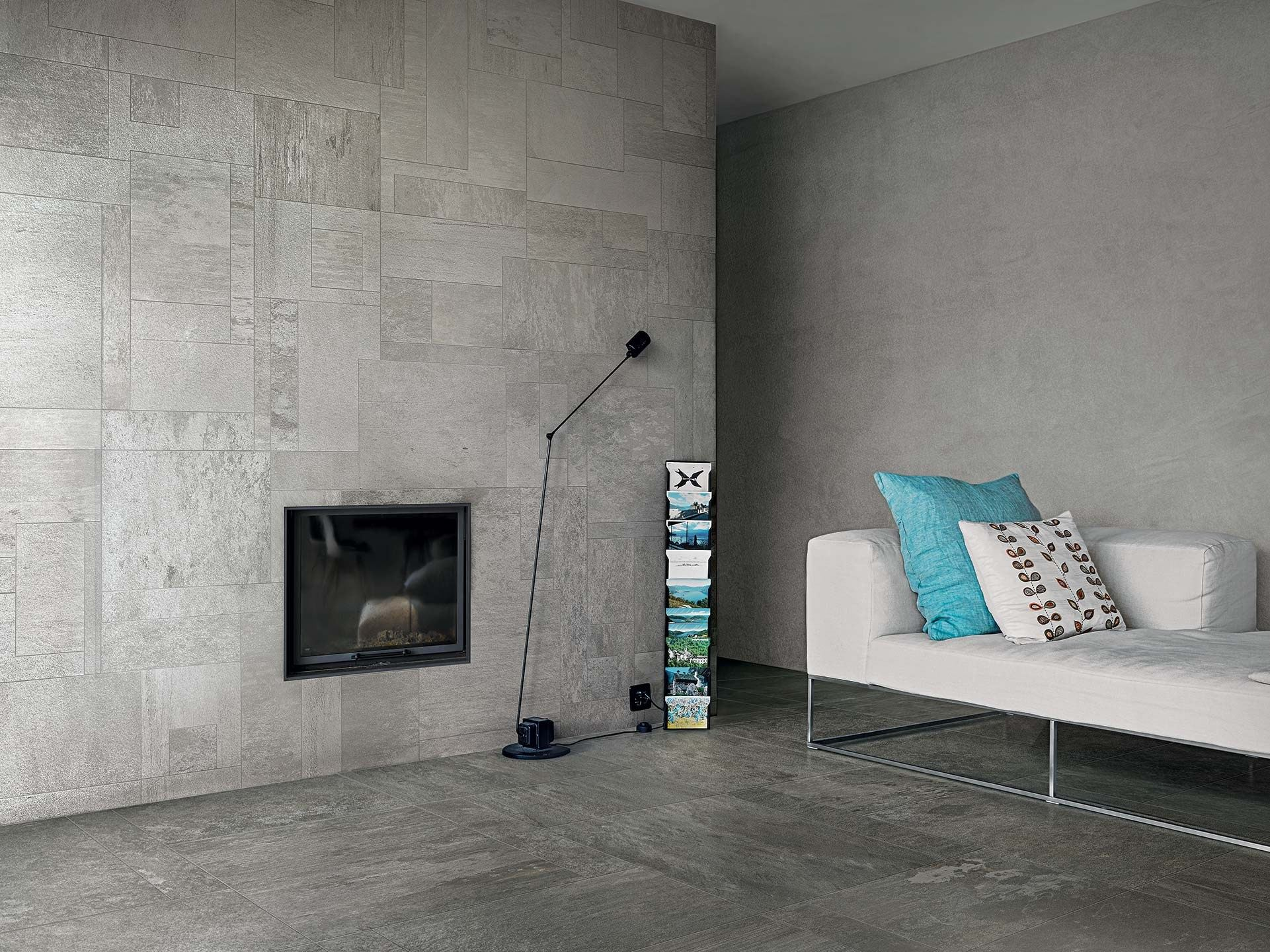 Porcelain stoneware wall floor tiles collection 01 by casa dolce casa casamood - Casamood ceramiche ...