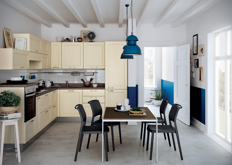 Cucine Componibili Scavolini : Cucina componibile colony linea scavolini easy by
