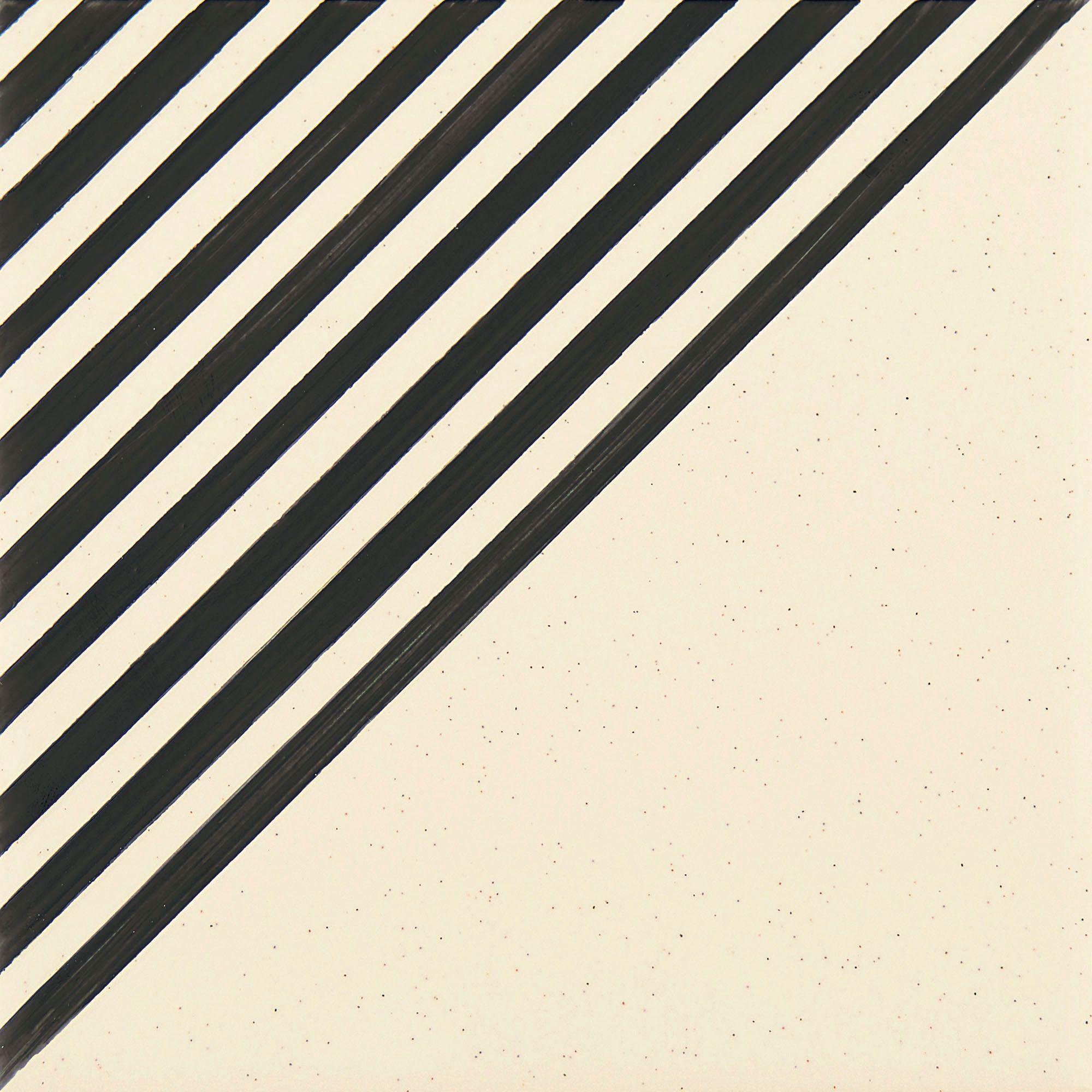 PF014 Color Art White Stripes