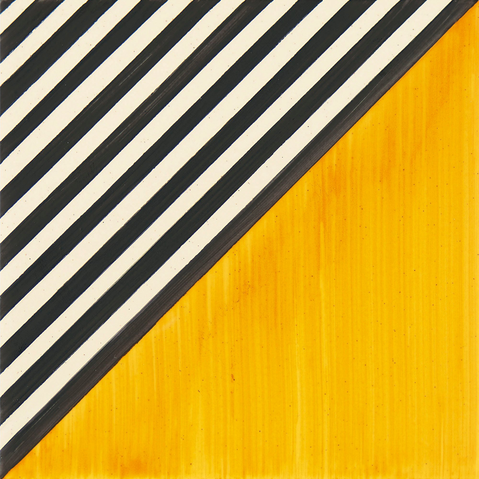 PF015 Color Art Yellow Stripes