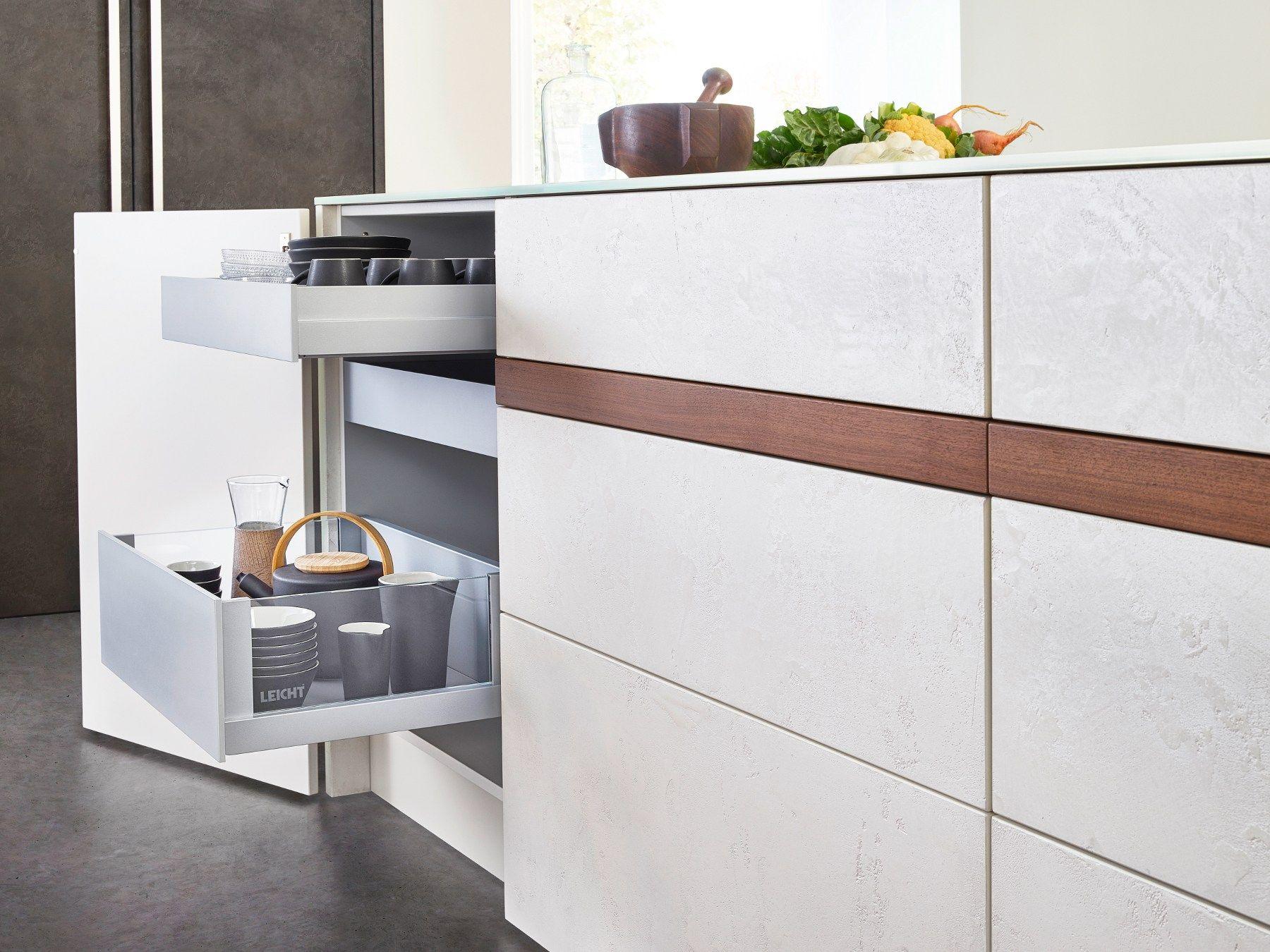 Küche Mit Kücheninsel Topos | Concreteleicht