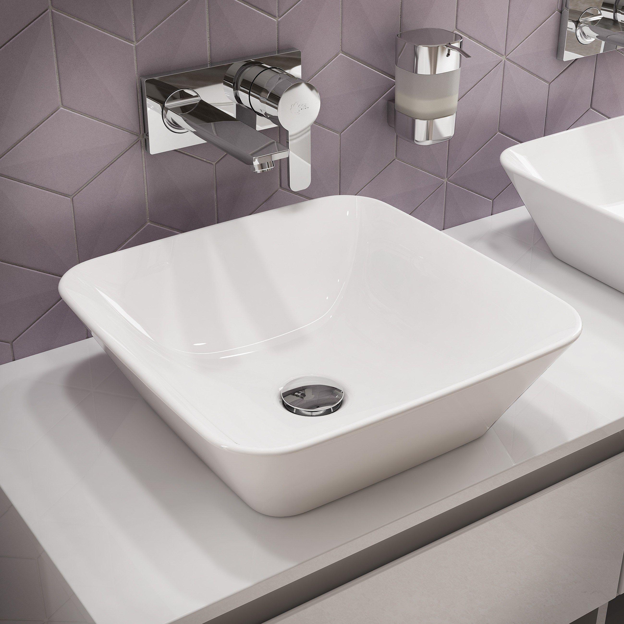 Connect air arredo bagno completo by ideal standard design robin levien - Rubinetti bagno ideal standard ...