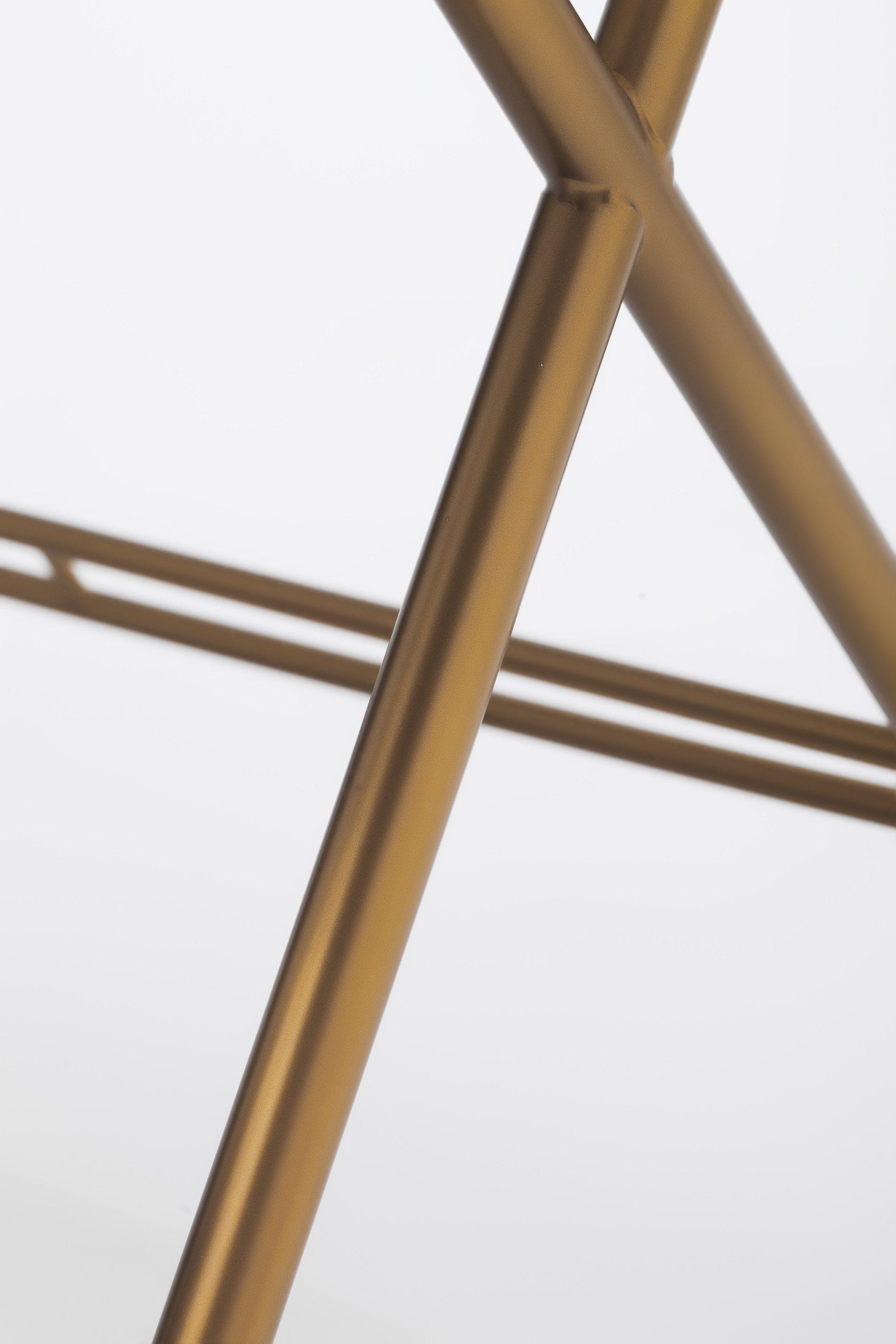 Schön Schreibtisch Aus MDF Mit Schubladen COSIMO GREY GLOSSY LACQUERED GOLD By  Adentro Design Marco Zanuso