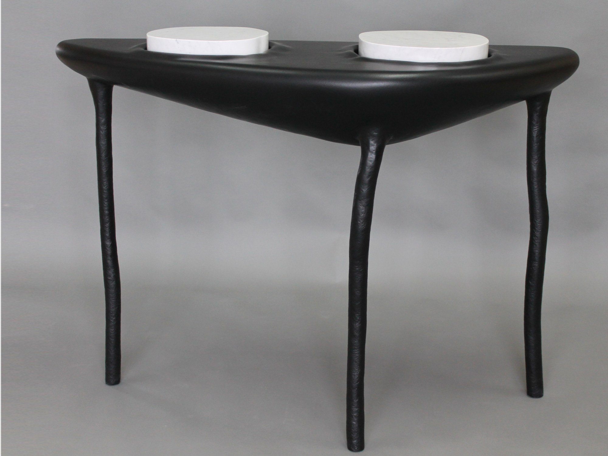 Marble console tables archiproducts geotapseo Choice Image
