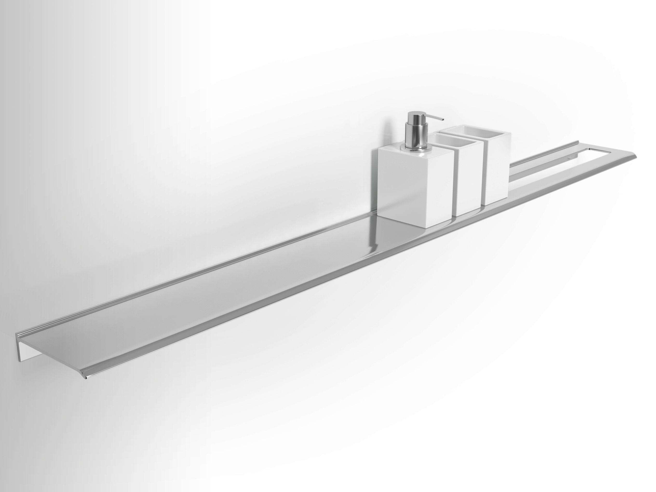 Aluminium Bathroom Wall Shelves Archiproducts