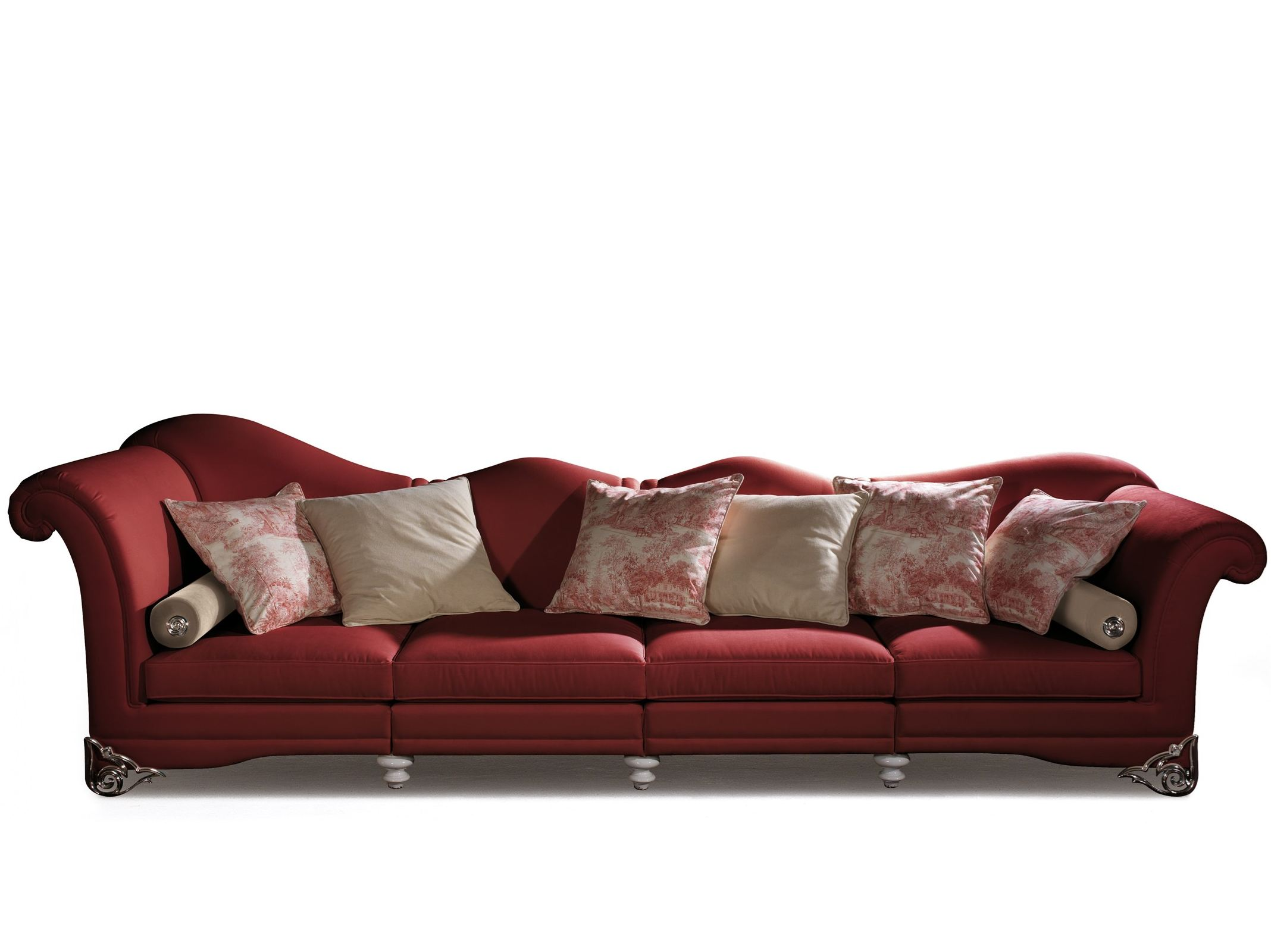Classic Style 4 Seater Sofas