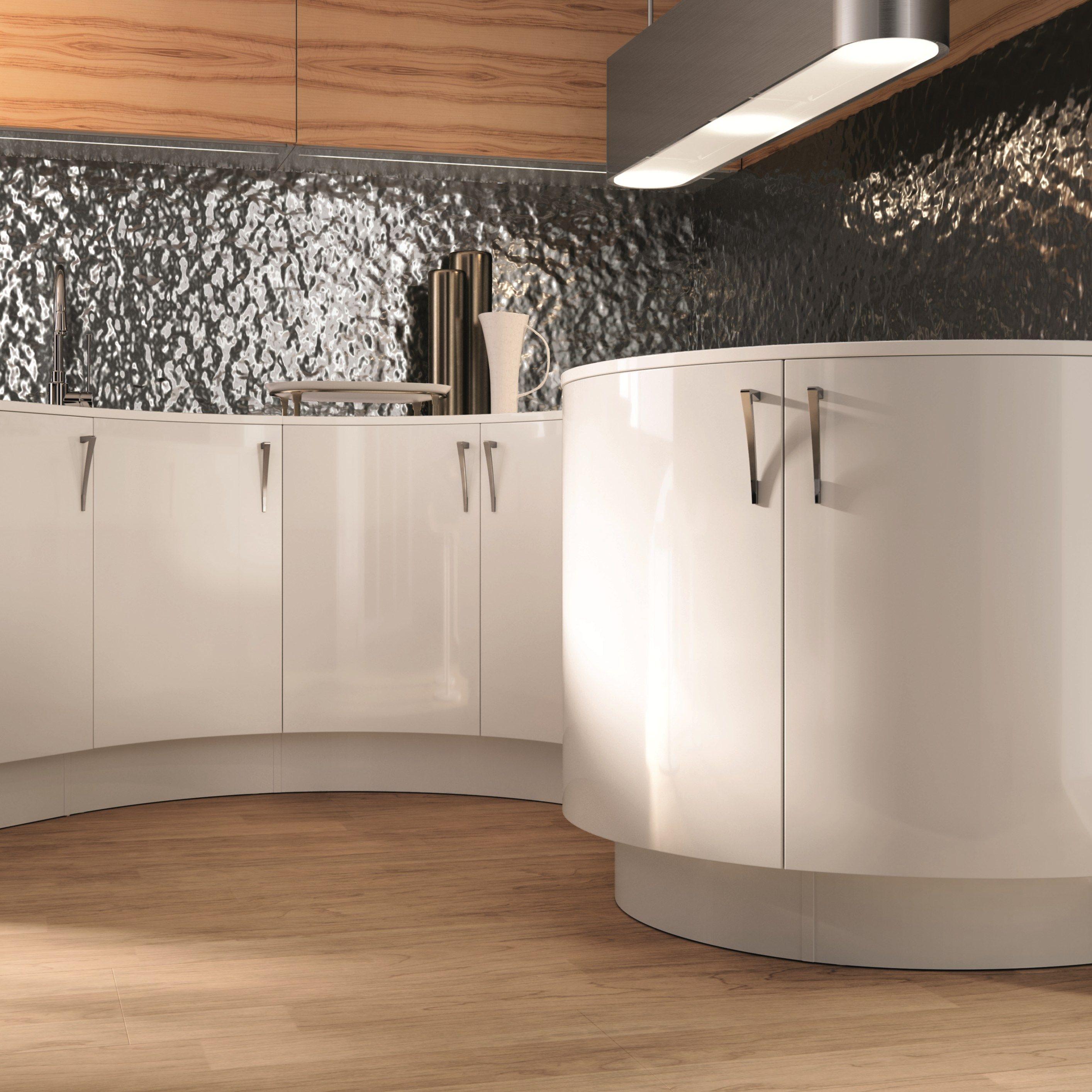 DOMINA | Kitchen With Peninsula By Aster Cucine Design Lorenzo Granocchia