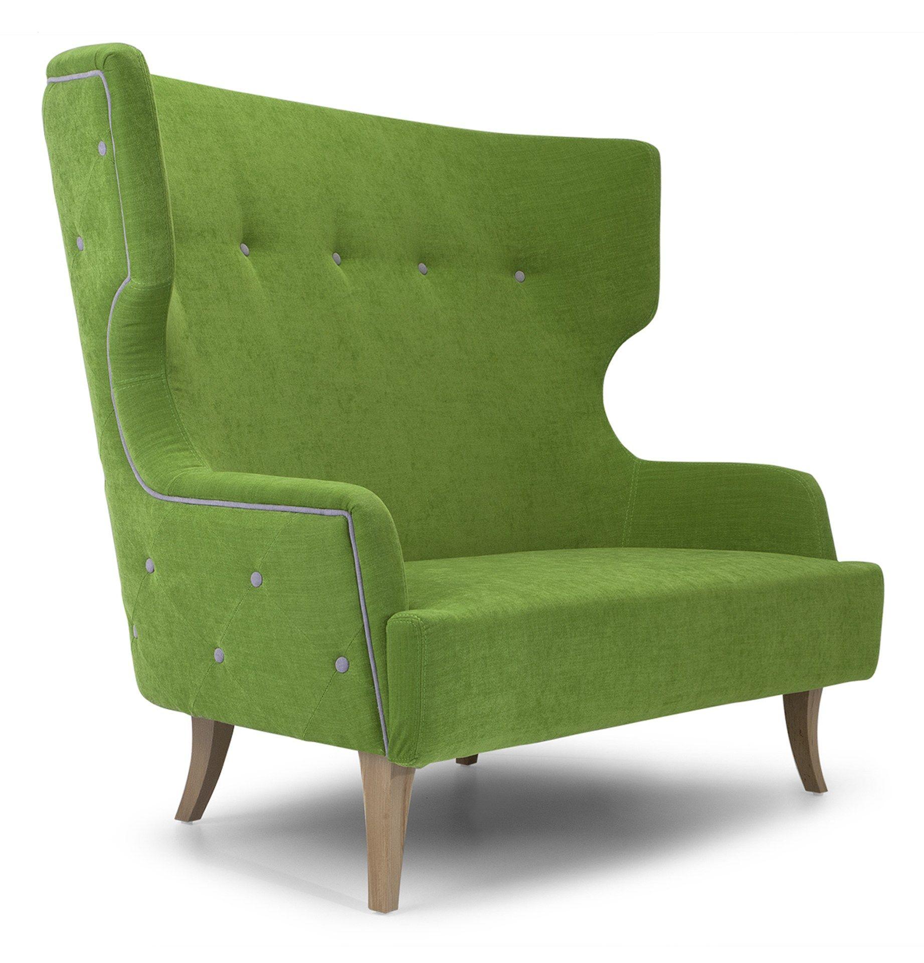Small Sofa By Burov Design Dangles Defrance - High sofa