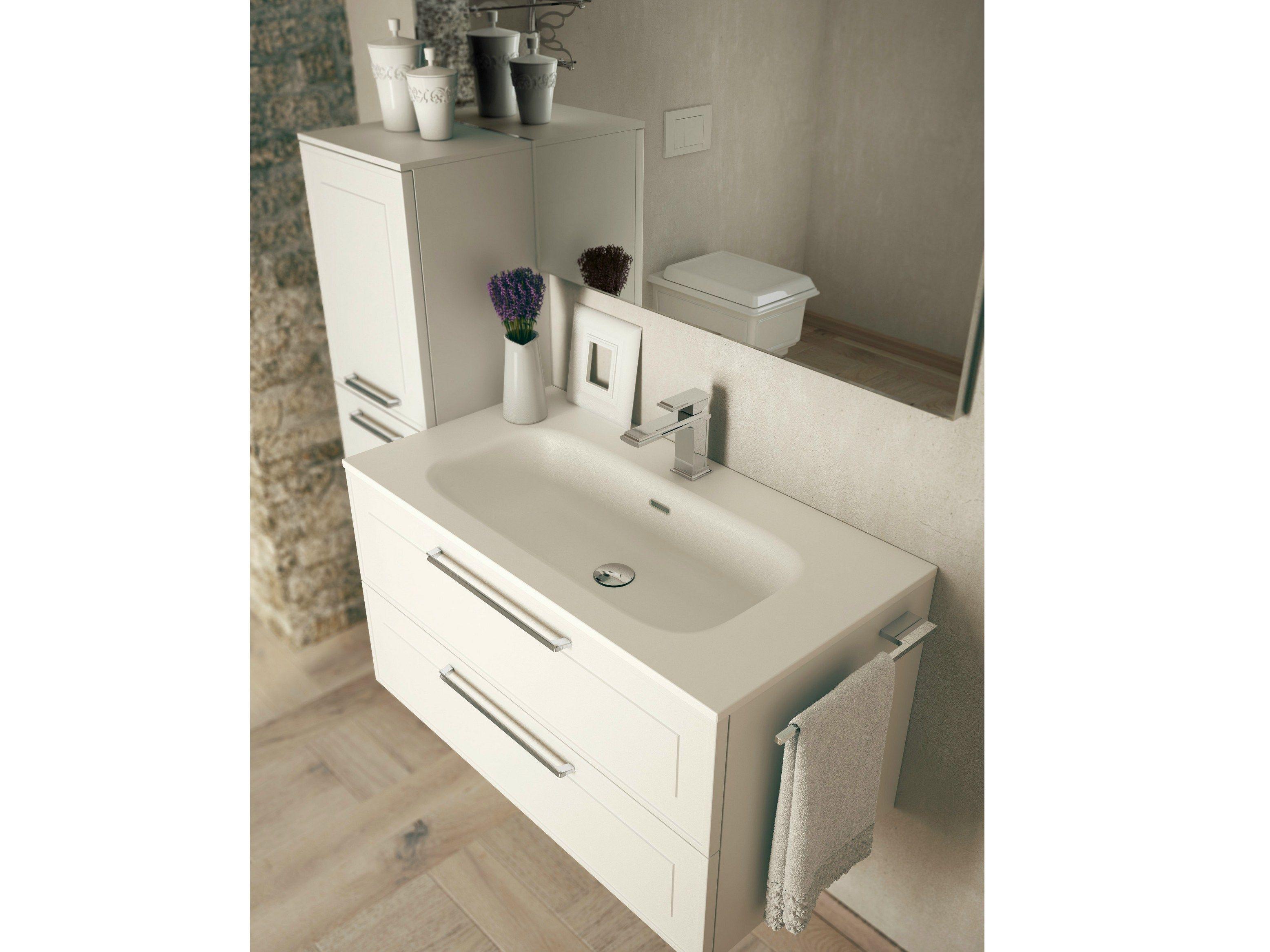 arredo bagno completo dressy comp 07 by idea - Prezzi Arredo Bagno Completo