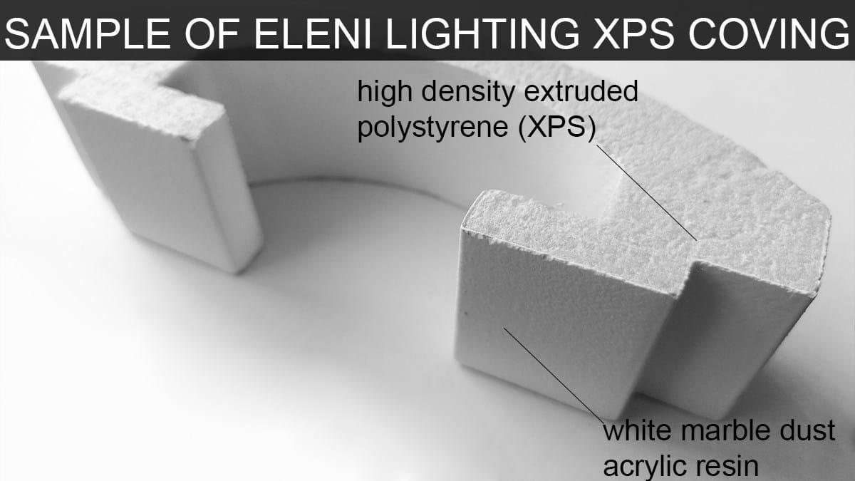 Corniche Polystyrène Pour Led profil de lumière linéaire à led el301 | wall-mounted led