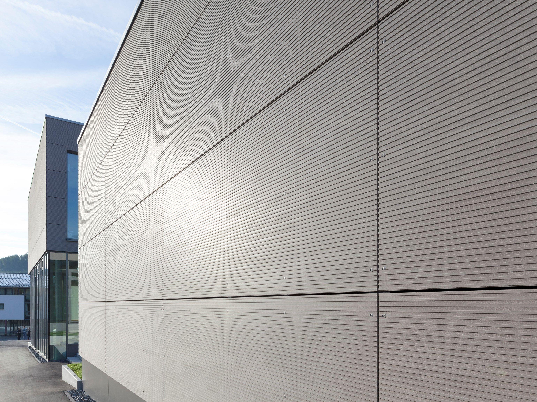 Fiber Cement Panel For Facade Ventilated Facade Equitone