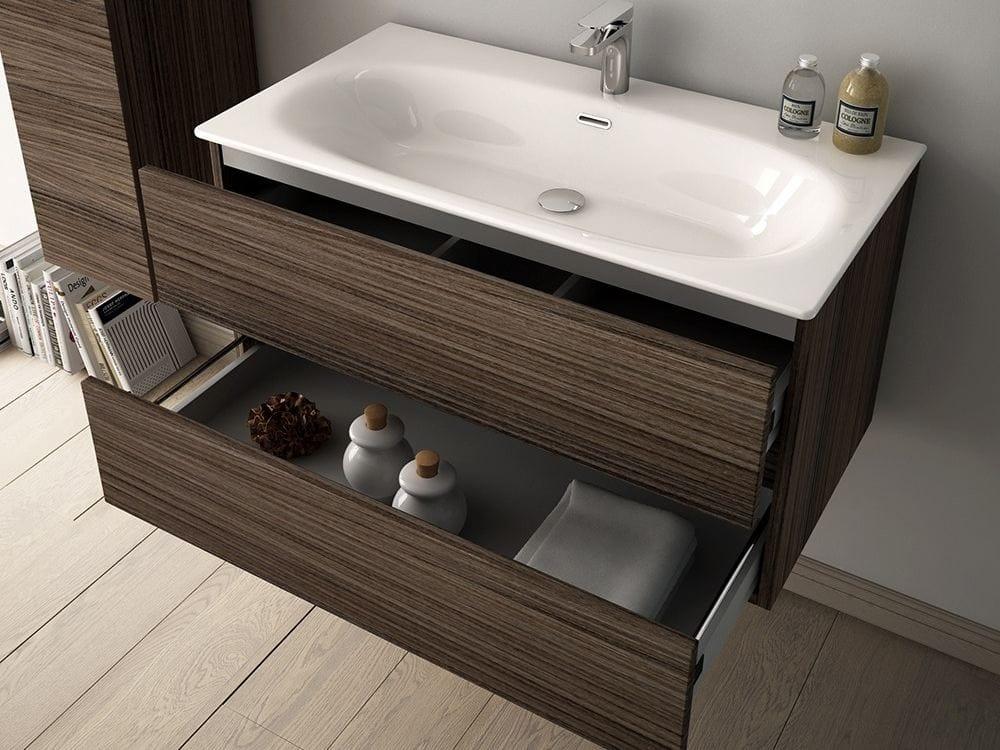 flat | arredo bagno completo by hidra ceramica - Ceramiche Arredo Bagno